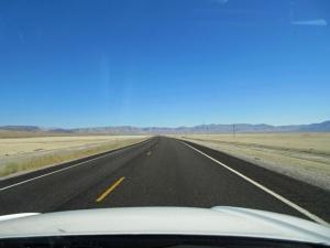 Nevada's Hwy 50