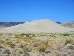 Sand Mtn, NV